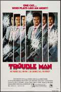 "Movie Posters:Blaxploitation, Trouble Man & Other Lot (20th Century Fox, 1972). One Sheets (2) (27"" X 41""). Blaxploitation.. ... (Total: 2 Items)"