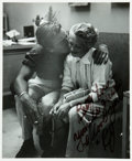 """Autographs:Celebrities, Robert Wagner (b. 1930, American actor) Photograph Signed. Blackand white. Measures 8"""" x 10"""". Some handling wear. Very good..."""