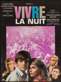 """Movie Posters:Foreign, Love in the Night (Cocinor, 1968). French Affiche (23"""" X 31""""). Foreign.. ..."""