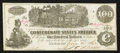 Confederate Notes:1862 Issues, T39 $100 1862 PF-5 Cr. 292.. ...