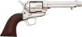 Handguns:Single Action Revolver, Colt Single Action Army Revolver Shipped to London...
