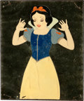 Animation Art:Production Cel, Snow White and the Seven Dwarfs Snow White Production Cel(Walt Disney, 1937)....