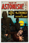 Silver Age (1956-1969):Horror, Tales to Astonish #5 (Marvel, 1959) Condition: VG+....
