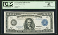Large Size:Federal Reserve Notes, Fr. 1132-D $500 1918 Federal Reserve Note PCGS Apparent Extremely Fine 45.. ...