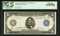 Large Size:Federal Reserve Notes, Fr. 851a* $5 1914 Federal Reserve Note PCGS Very Fine 35PPQ.. ...