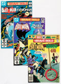 Bronze Age (1970-1979):Superhero, The Brave and the Bold-Related Group (DC, 1975-92) Condition: Average NM-.... (Total: 73 Comic Books)