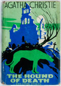Books:Mystery & Detective Fiction, Agatha Christie. The Hound of Death. London: Odhams, [1933].First edition. Publisher's cloth and original dust jack...
