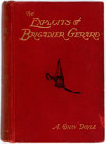 Books:Literature Pre-1900, Arthur Conan Doyle. The Exploits of Brigadier Gerard.London: George Newnes, 1896. First edition. Publisher's red cl...