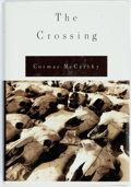 Books:Literature 1900-up, Cormac McCarthy. The Crossing. New York: Knopf, 1994. Firstedition. Publisher's binding and original dust jacket. S...