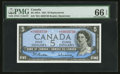 Canadian Currency: , BC-39bA $5 1954 Replacement. ...