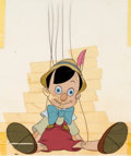 Animation Art:Color Model, Pinocchio Color Model Cel Group (Walt Disney, 1940)....(Total: 2 Items)