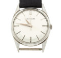Timepieces:Wristwatch, Like New/Old Stock LeCoultre Manual Wind Wristwatch . ...