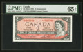 Canadian Currency: , BC-38dA $2 1954 Replacement. ...