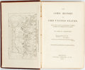 Books:Americana & American History, John D. Sherwood. The Comic History of the United States.Boston: Fields, Osgood, 1870. Publisher's purple beveled c...