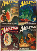 Pulps:Science Fiction, Amazing Stories Group (Ziff-Davis, 1945-51) Condition: AverageVG/FN.... (Total: 16 Comic Books)