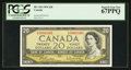 Canadian Currency: , BC-41b $20 1954. ...