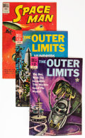 Silver Age (1956-1969):Science Fiction, Dell Silver Age Science Fiction Comics Group (Dell, 1960s) Condition: Average FN.... (Total: 20 Comic Books)