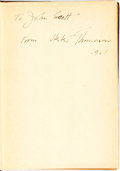 Books:Biography & Memoir, John W. Thomason, Jr. INSCRIBED. Fix Bayonets! CharlesScribner's Sons, 1927. Later printing. Signed and inscr...