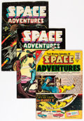 Golden Age (1938-1955):Science Fiction, Space Adventures Group (Charlton, 1952-64) Condition: AverageVG.... (Total: 44 Comic Books)