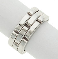 White Gold Ring, Cartier