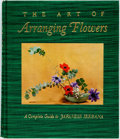 Books:Art & Architecture, Shozo Sato. The Art of Arranging Flowers. New York: Harry N. Abrams, [n.d., ca. 1970]. With several color plates tip...
