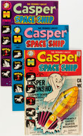 Bronze Age (1970-1979):Cartoon Character, Casper-Related File Copies Group (Harvey, 1970s-'80s) Condition:Average VF/NM.... (Total: 62 Comic Books)