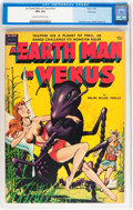 Golden Age (1938-1955):Science Fiction, An Earth Man on Venus #nn File Copy (Avon, 1951) CGC VF+ 8.5 Creamto off-white pages....