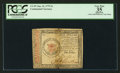 Colonial Notes:Continental Congress Issues, Continental Currency January 14, 1779 $1 PCGS Apparent Very Fine35.. ...