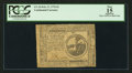 Colonial Notes:Continental Congress Issues, Continental Currency February 17, 1776 $2 PCGS Apparent Fine 15.....