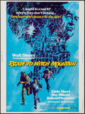 """Movie Posters:Fantasy, Escape to Witch Mountain & Other Lot (Buena Vista, 1975). Posters (2) (30"""" X 40""""). Fantasy.. ... (Total: 2 Items)"""