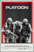 "Movie Posters:Academy Award Winners, Platoon (Orion, 1986). International One Sheet (27"" X 41""). AcademyAward Winners.. ..."