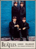 """Movie Posters:Rock and Roll, Beatles Royal Command Performance Dow Litho (Nems Enterprises,1964). Poster (20.5"""" X 28.5""""). Rock and Roll.. ..."""