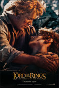 """Movie Posters:Fantasy, The Lord of the Rings: The Return of the King (New Line, 2003). One Sheets (2) (26.75"""" X 39.75"""") DS Advance Gollum & Frodo a... (Total: 2 Items)"""