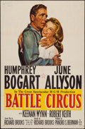 "Movie Posters:War, Battle Circus (MGM, 1953). One Sheet (27"" X 41""). War.. ..."