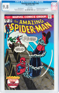 The Amazing Spider-Man #148 (Marvel, 1975) CGC NM/MT 9.8 White pages