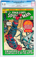 Bronze Age (1970-1979):Superhero, The Amazing Spider-Man #107 (Marvel, 1972) CGC NM/MT 9.8 Off-white to white pages....