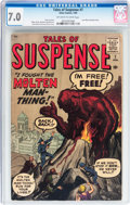 Tales of Suspense #7 (Marvel, 1960) CGC FN/VF 7.0 Off-white to white pages