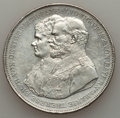 German States:Bavaria, German States: Bavaria. Luitpold silver Medal 1893 AU Cleaned,...