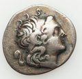 Ancients:Greek, Ancients: THRACE. Byzantium. Ca. 120-110 BC. AR tetradrachm (13.66gm)....