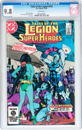 Modern Age (1980-Present):Superhero, Tales of the Legion CGC-Graded Group (DC, 1984-85) Condition: CGCNM/MT 9.8 White pages.... (Total: 5 Comic Books)