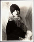 "Movie Posters:Photo, Louise Brooks by George Hommel (Paramount, 1920s). Portrait Photo(8"" X 10"").. ..."