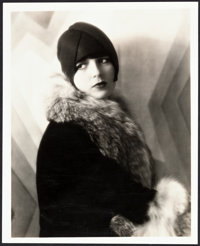 "Louise Brooks by George Hommel (Paramount, 1920s). Portrait Photo (8"" X 10"")"
