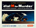 "Movie Posters:Hitchcock, Dial M for Murder (Warner Brothers, 1954). Half Sheet (22"" X 28"")....."