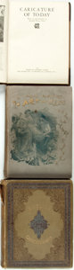 Books:Art & Architecture, [Caricature]. Three Books about Caricature. Topics include English, French and early-Twentieth century caricature. Various p... (Total: 3 Items)