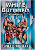 Books:Mystery & Detective Fiction, Walter Mosley. SIGNED. White Butterfly. New York: W.W.Norton, [1992]. First edition. Signed by the author. Publ...