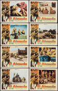 """Movie Posters:War, El Alamein & Other Lot (Columbia, 1953). Lobby Card Set of 8,& Lobby Card Set of 4 (11"""" X 14""""). War.. ... (Total: 12 Items)"""