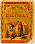 Books:Americana & American History, [Americana]. Joseph and His Brethren. New York: McLoughlinBro's, [n.d., ca. 1870]. Printed wrappers, string-bound. ...