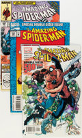 Modern Age (1980-Present):Superhero, The Amazing Spider-Man Box Lot (Marvel, 1990s-2000s) Condition:Average NM-....