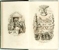 Books:Literature Pre-1900, George Cruikshank, illustrator. Charles Dickens. Sketches by BozIllustrative of Every-Day Life and Every-Day People...