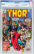 Bronze Age (1970-1979):Superhero, Thor #179 Don/Maggie Thompson Collection pedigree (Marvel, 1970)CGC NM/MT 9.8 White pages....